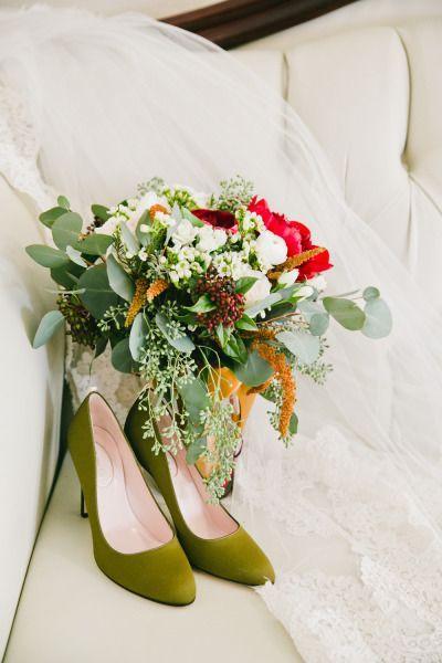 Wedding - Orange-Themed Long Beach Wedding