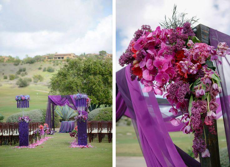 Свадьба - Wedding-Pretty Purples