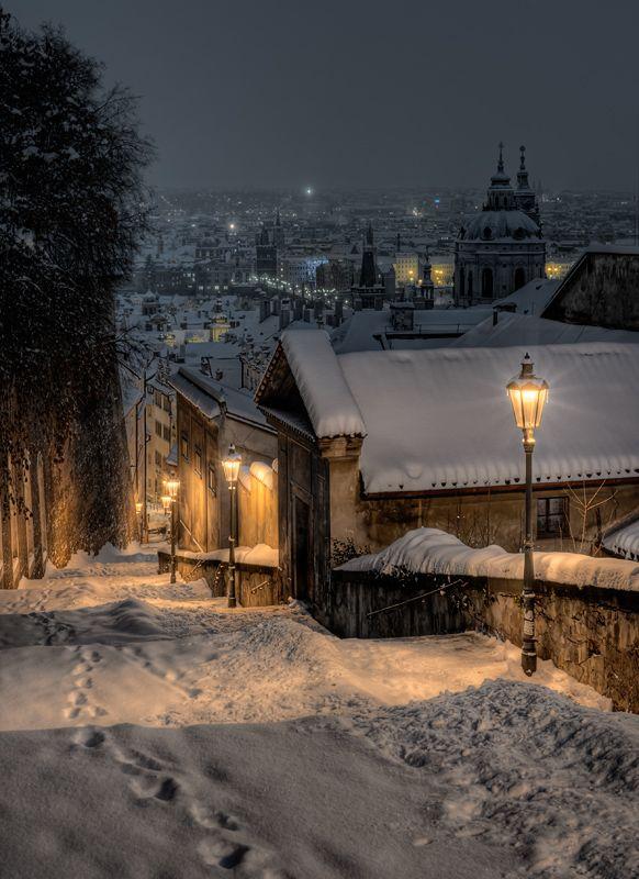 Wedding - Winter - Snow