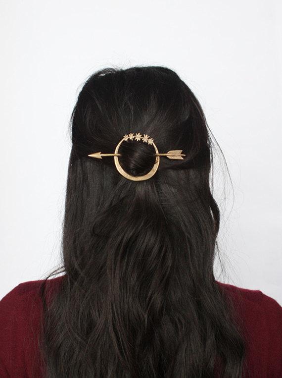 Mariage - Artemis hair pin