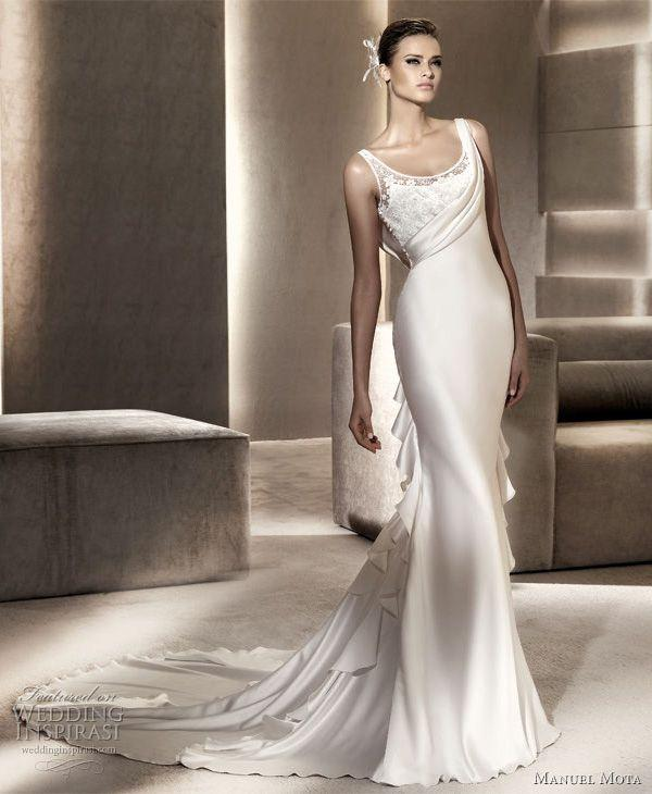 Boda - Manuel Mota 2012 Wedding Dresses