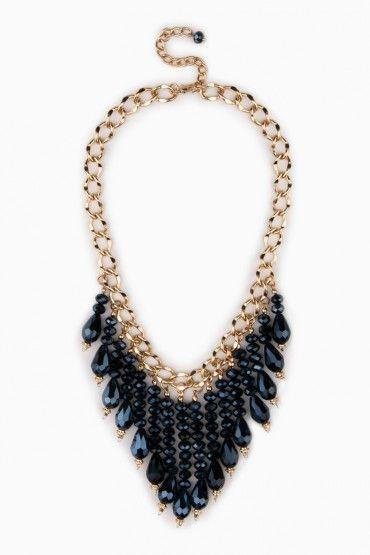 Wedding - Fayette Necklace In Blue