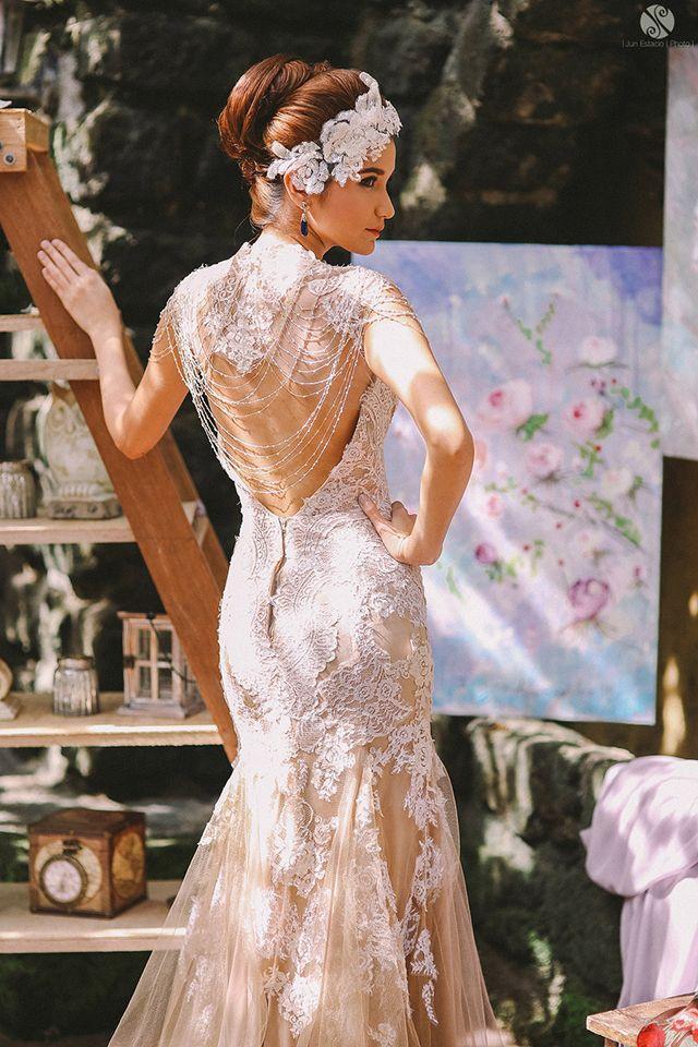 Wedding - Fashion Friday: Jazel Sy For Bridal Sesh 2014