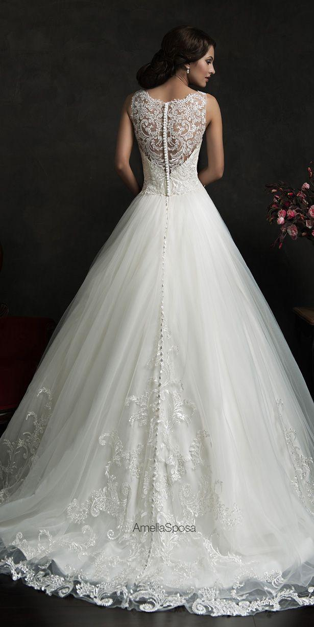 Wedding - Amelia Sposa 2015 Wedding Dresses