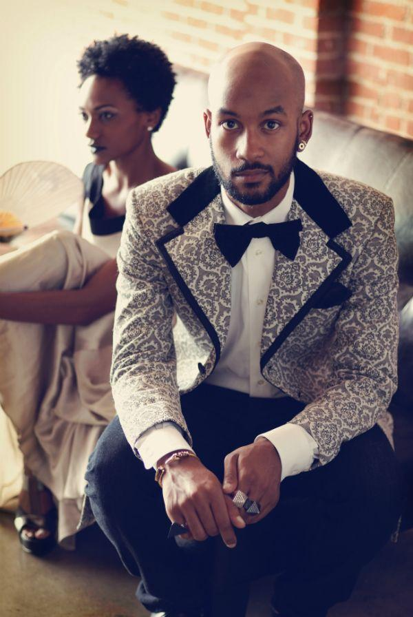 Свадьба - Men's Style Fabric