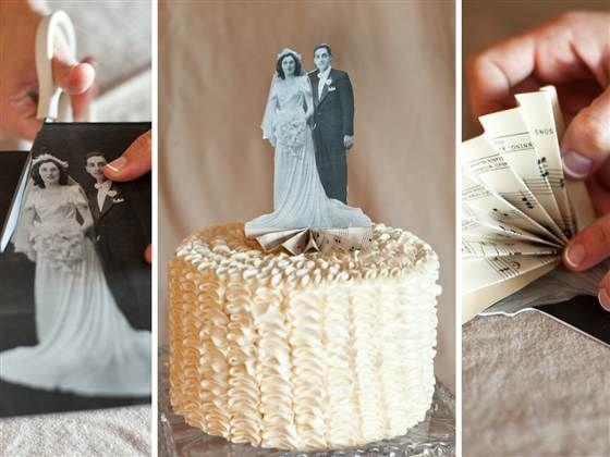Hochzeit - Be Part Of Bobbie's Nuptials! Enter Our DIY Wedding Decor Challenge