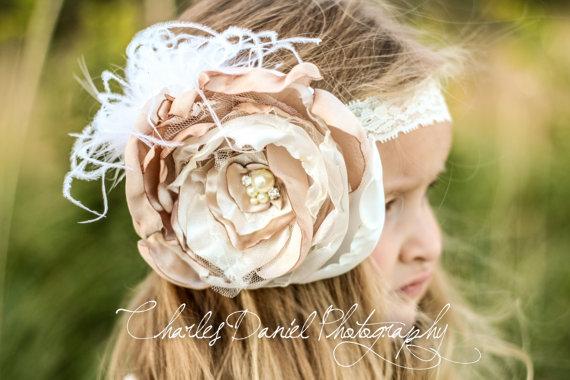 Свадьба - Chloe Headband