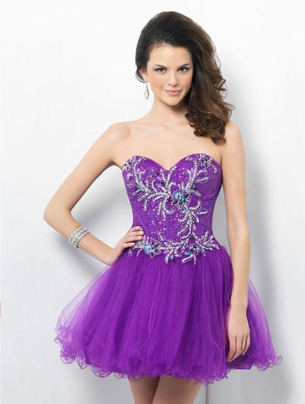 Свадьба - corset decorated prom dress - Cheap-dressuk.co.uk