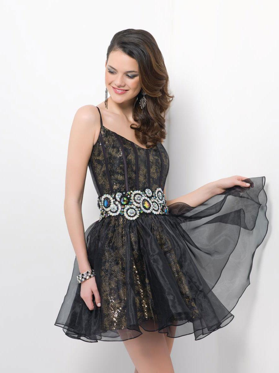 Свадьба - red 2014 crystals new gold prom dress - Cheap-dressuk.co.uk