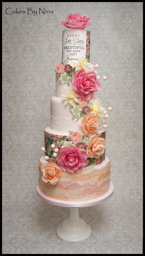 Hochzeit - Wedding Cake Ideas