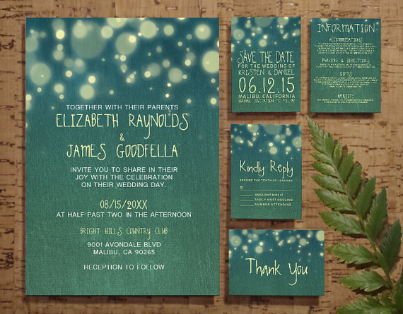 Wedding Invitations Rsvp Date - New Wedding
