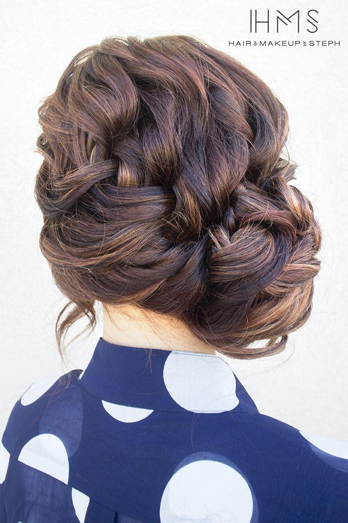 Hochzeit - Brides With Sass Hair Styles