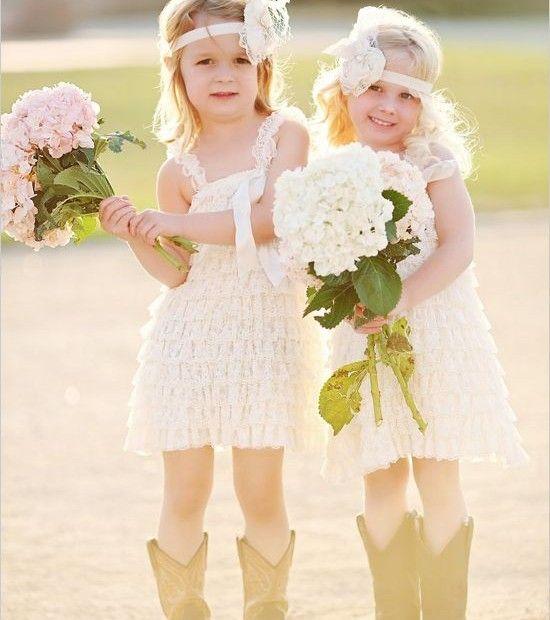 Wedding - Flower Girl