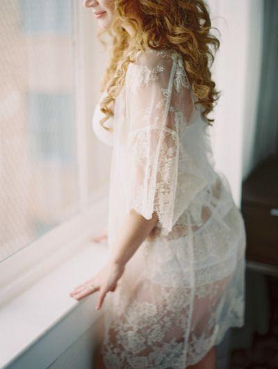 Свадьба - Romantic Pre-Wedding Bridal Boudoir