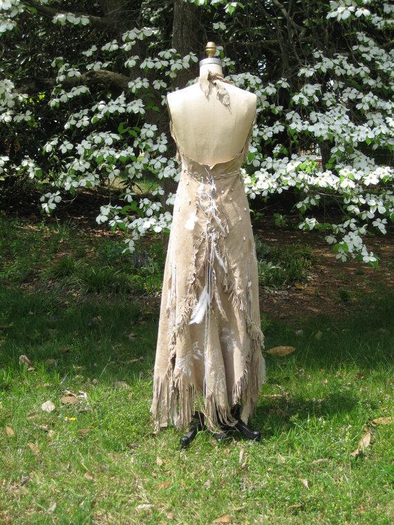 Native American Bridal Dresses