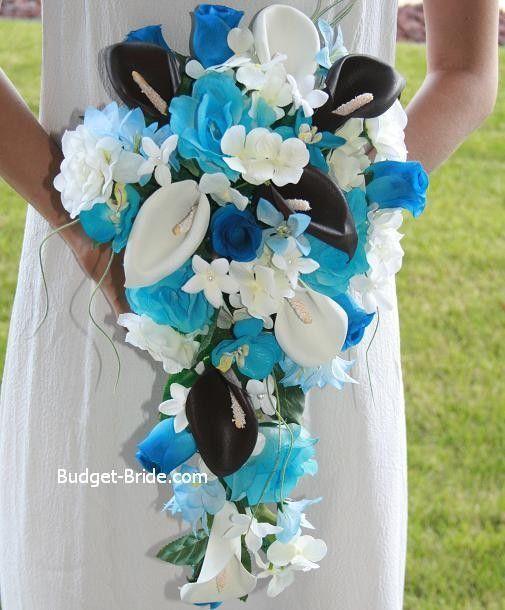 Blue Wedding Bouquets Ideas Amp Inspirations 2269748