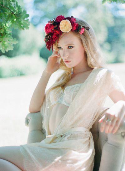 Свадьба - Romantic Berry Infused Wedding Inspiration