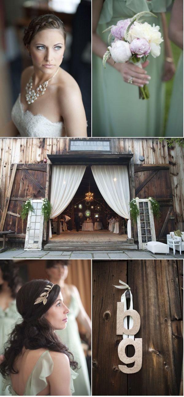 زفاف - Barns