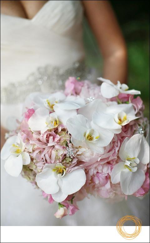 Свадьба - Pink Wedding Flowers