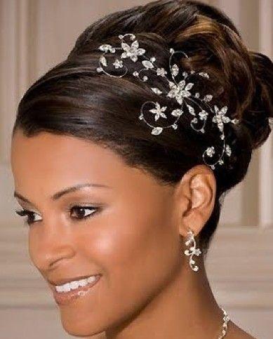 Hochzeit - African American Wedding Hair