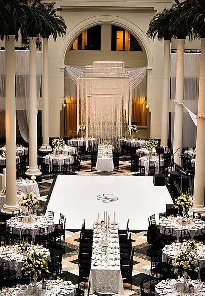 زفاف - 1920's Art Deco/Gatsby