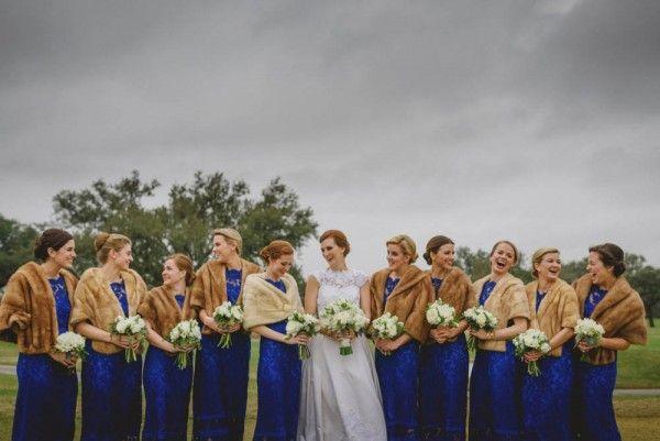 Mariage - Bridesmaid Style