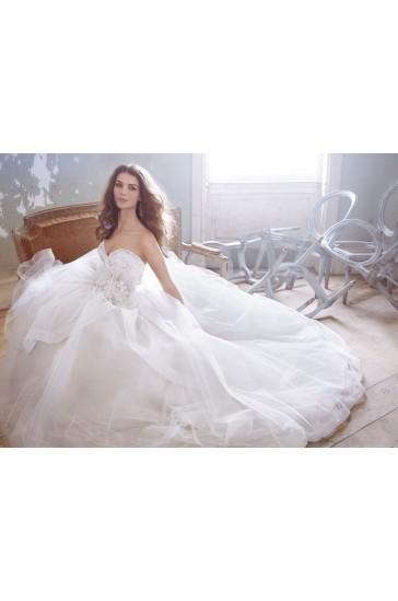 Свадьба - Jim Hjelm Wedding Dress Style JH8301