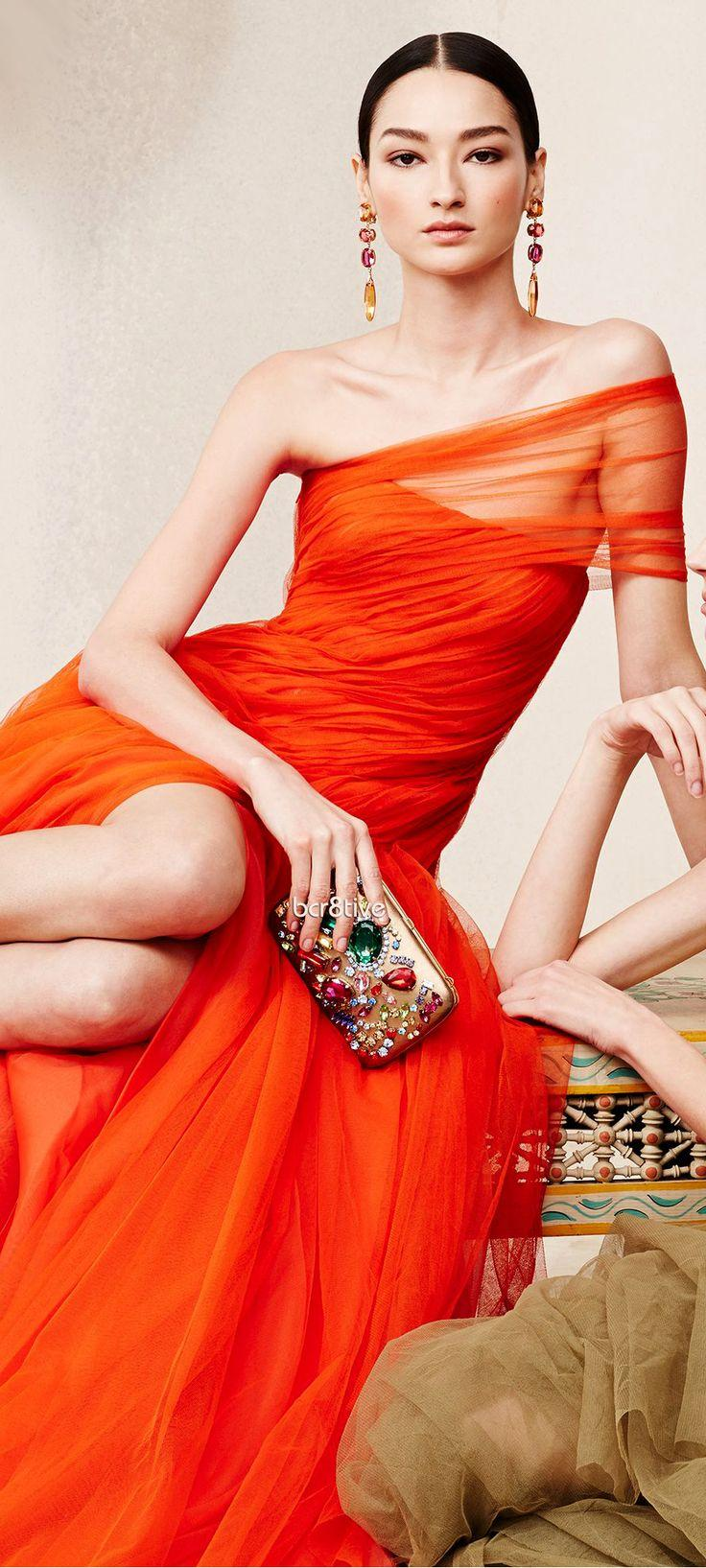 Mariage - Gowns....Orange Obsessions