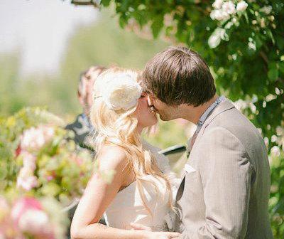 Mariage - Wedding Tiara, Flower Crown, White whimsical fairy wedding, bridal accessories, wedding hair  - SARAH - by DeLoop