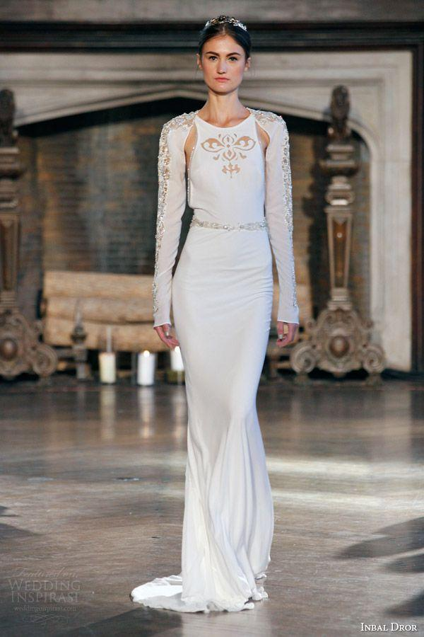 Boda - Inbal Dror Fall 2015 Wedding Dresses
