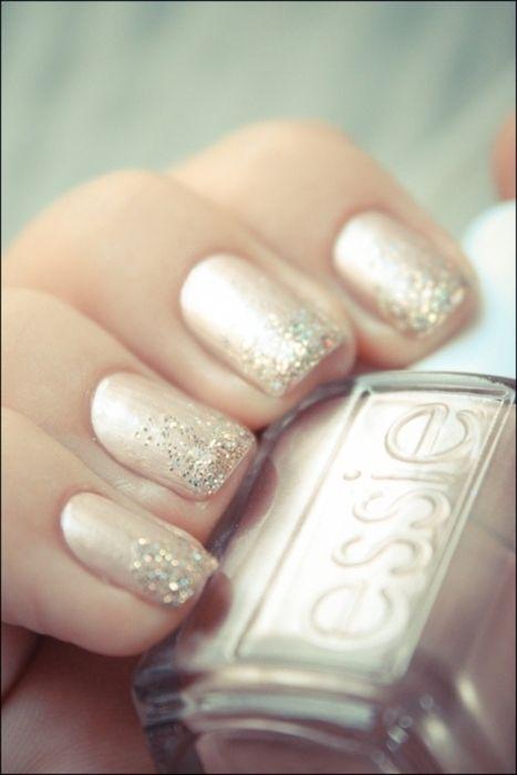 Свадьба - 24 Delightfully Cool Ideas For Wedding Nails