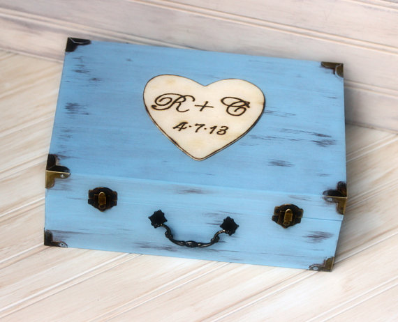 Wedding Card Box Wine Or Love Letter Ceremony And Rustic Wedding