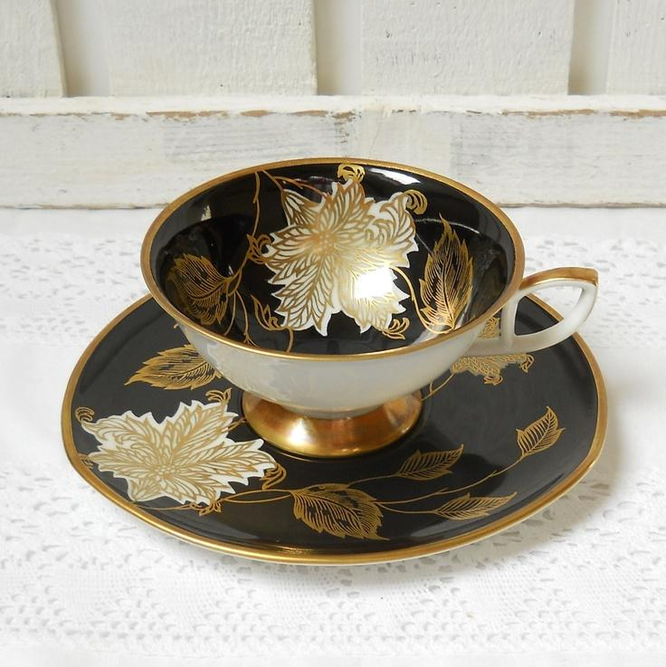 vintage teacup tea cup - photo #9