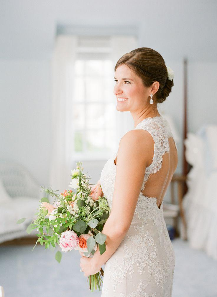 Wedding - Elegant Spring Wedding At Tuckahoe Plantation