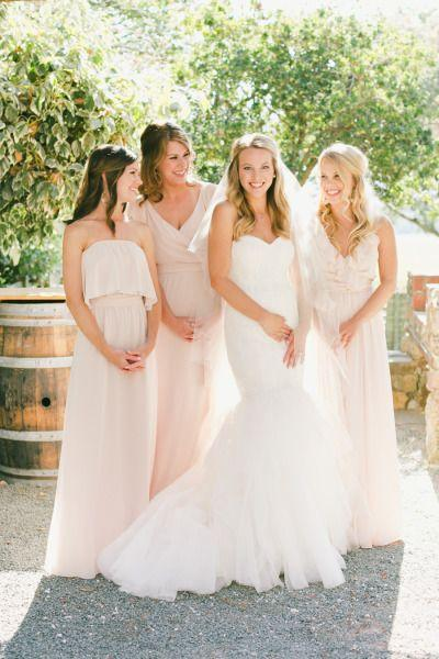 Свадьба - Romantic Al Fresco Sonoma Wedding