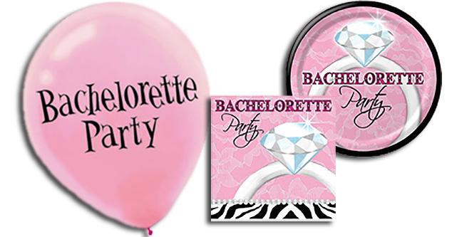 Свадьба - Bachelorette Party Decorations