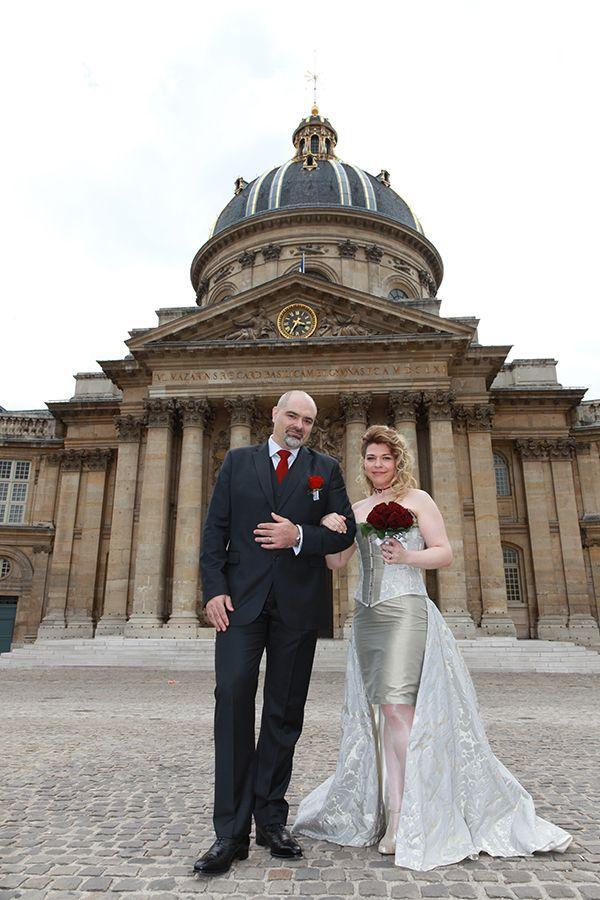 Свадьба - Our Real Weddings In Paris - France