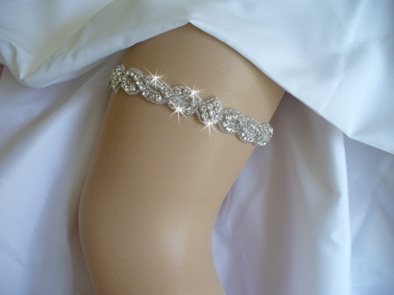Mariage - Bridal Accessories, Wedding Accessories, Bridal, Garter, Wedding Garter, Crystal Garter, Weddings, Wedding Garter, Garder, Garter Belt