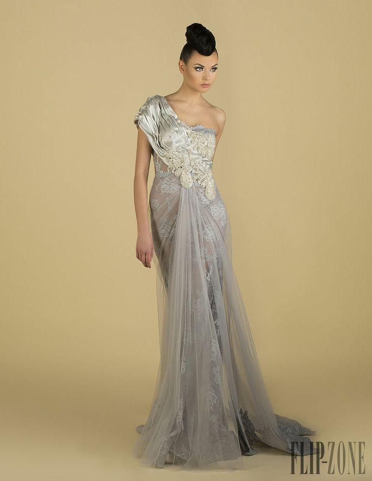 Mariage - Grey Wedding Color Inspiration