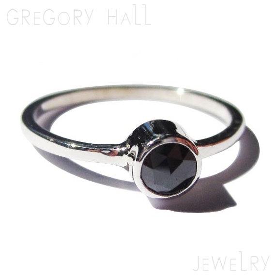 زفاف - Diamond Engagement Ring Sterling Silver Rings for Women