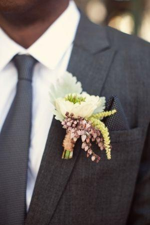 Mariage - Boutonnieres