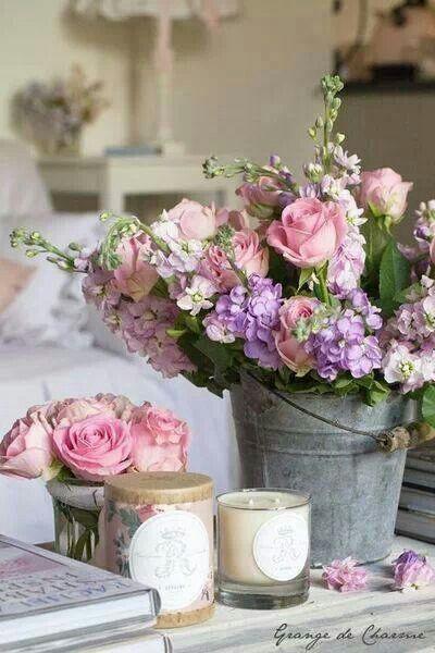 Wedding Theme Arreglo Flores Vintage 2273399 Weddbook