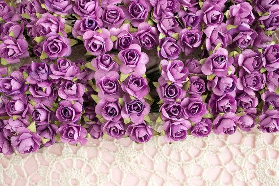 144 paper roses lavender blue 12 dozen flowers for 12 dozen roses at your door