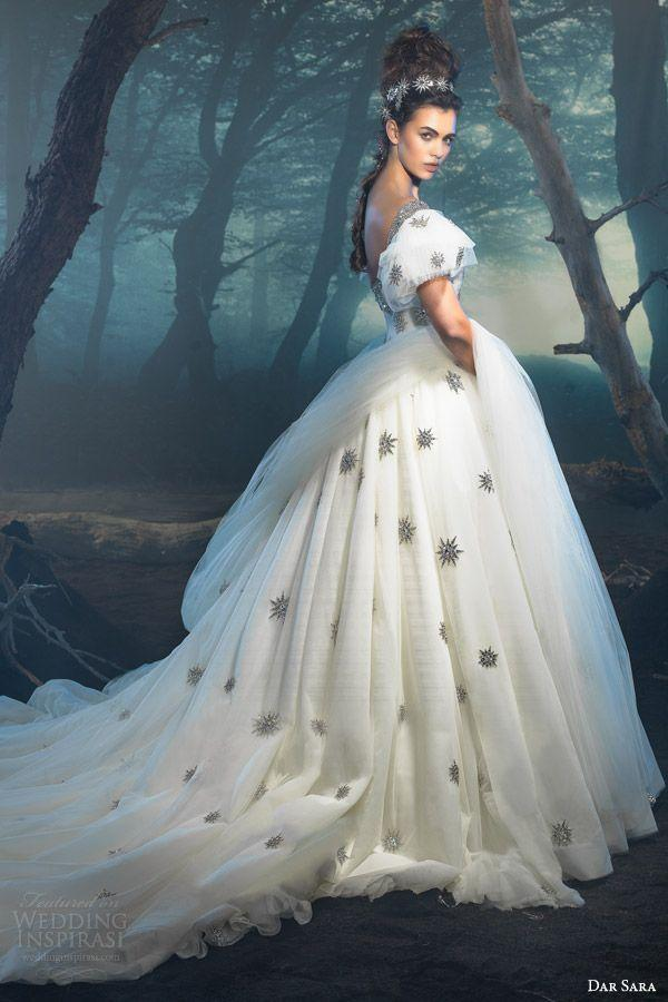 Свадьба - If Cinderella Had A Flaky Fairy Godmother — Magical Ball Gowns Fit For A Princess