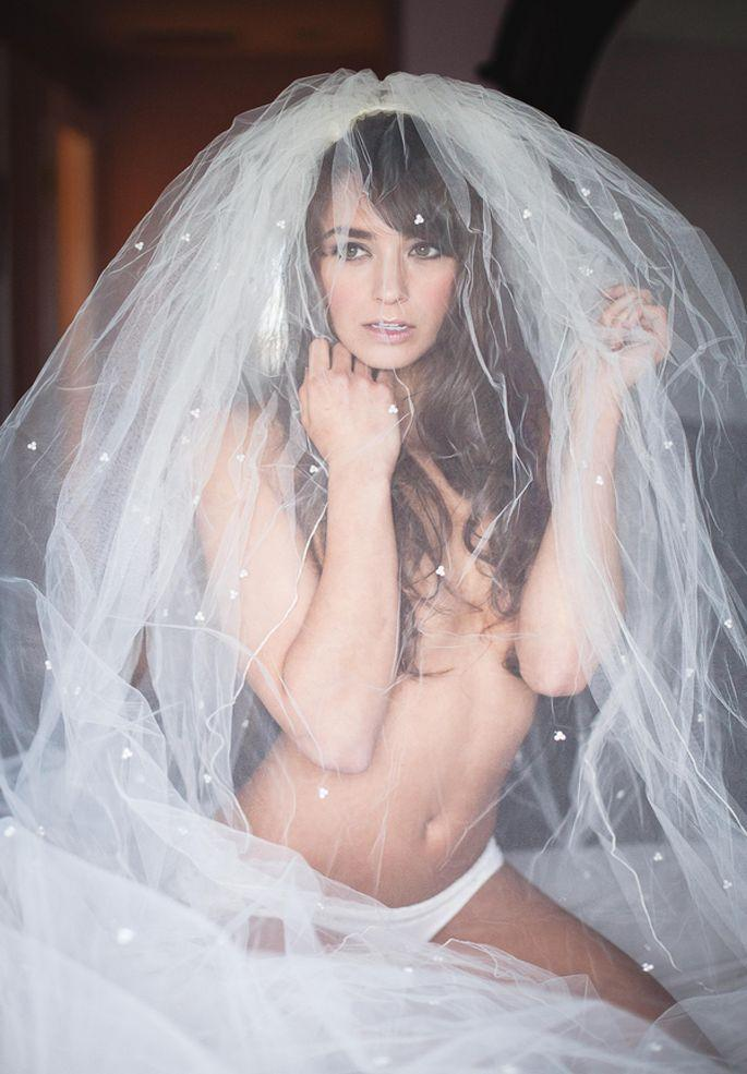Wedding - Natural Light Boudoir By Michael And Carina Photography