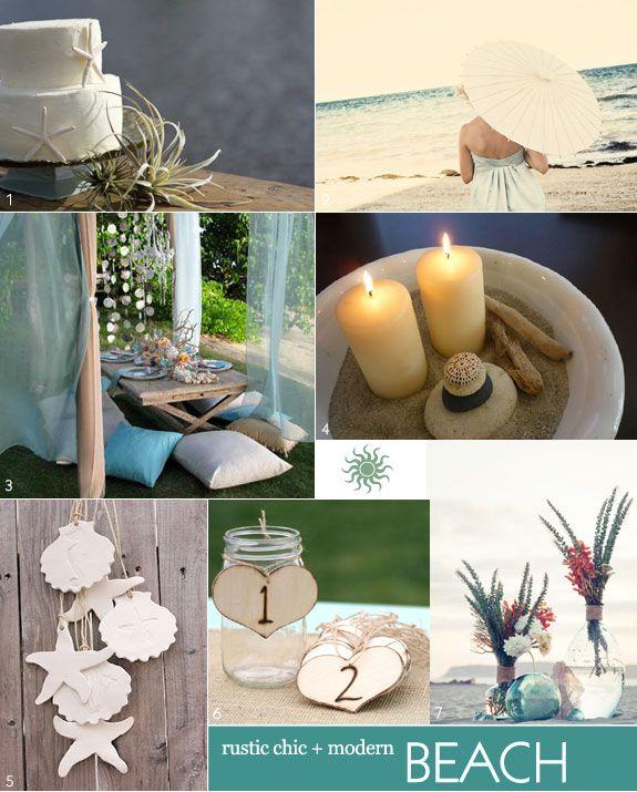 Hochzeit - BEACH   SUMMER WEDDING IDEAS