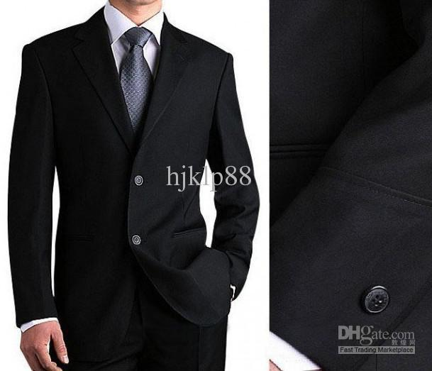 NEW High Quality Men's Dress Groom Wear & Accessories Groom Suits
