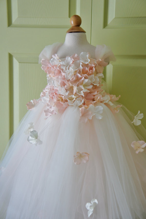 Gorgeous Flower Girl Dress Photo Prop Flower Girl Tutu