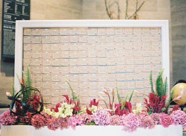 Hochzeit - Seating Charts