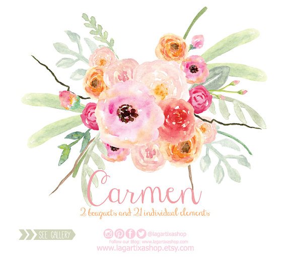 Png Wedding Clipart Clipart Floral Png